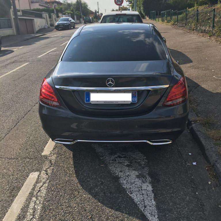 VTC Lyon: Mercedes