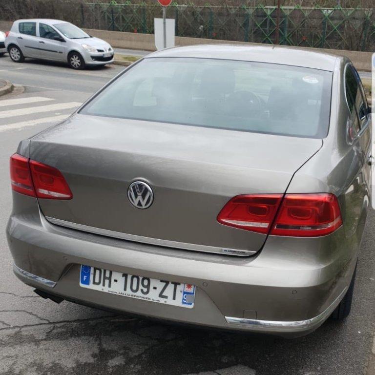 VTC Villeneuve-le-Roi: Volkswagen