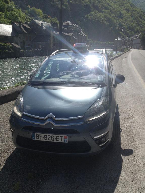 Taxi Cugnaux: Citroën