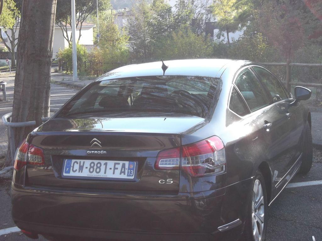VTC Marseille: Citroën