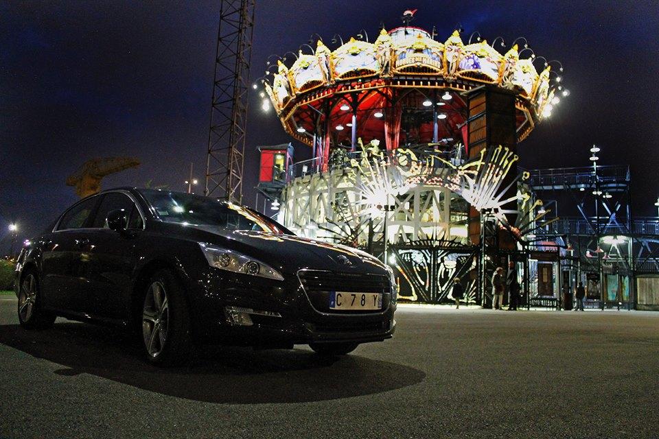 VTC Saint-Herblain: Peugeot