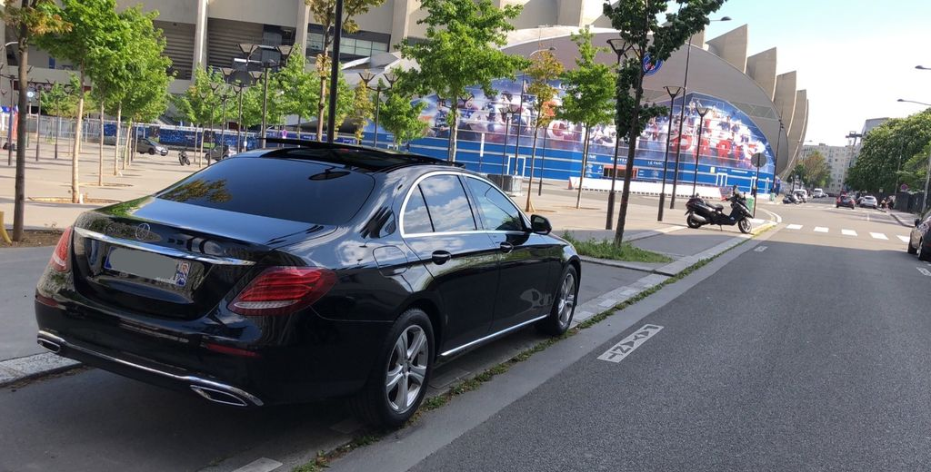 VTC Longjumeau: Mercedes