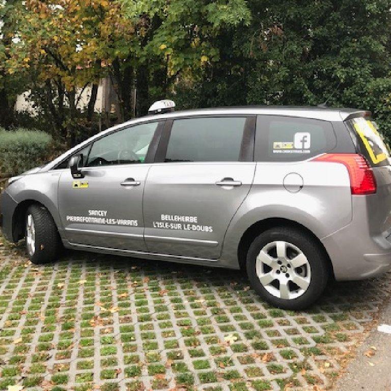 Taxi Pierrefontaine-les-Varans: Peugeot