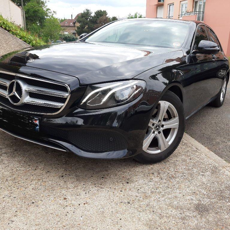 VTC Les Mureaux: Mercedes