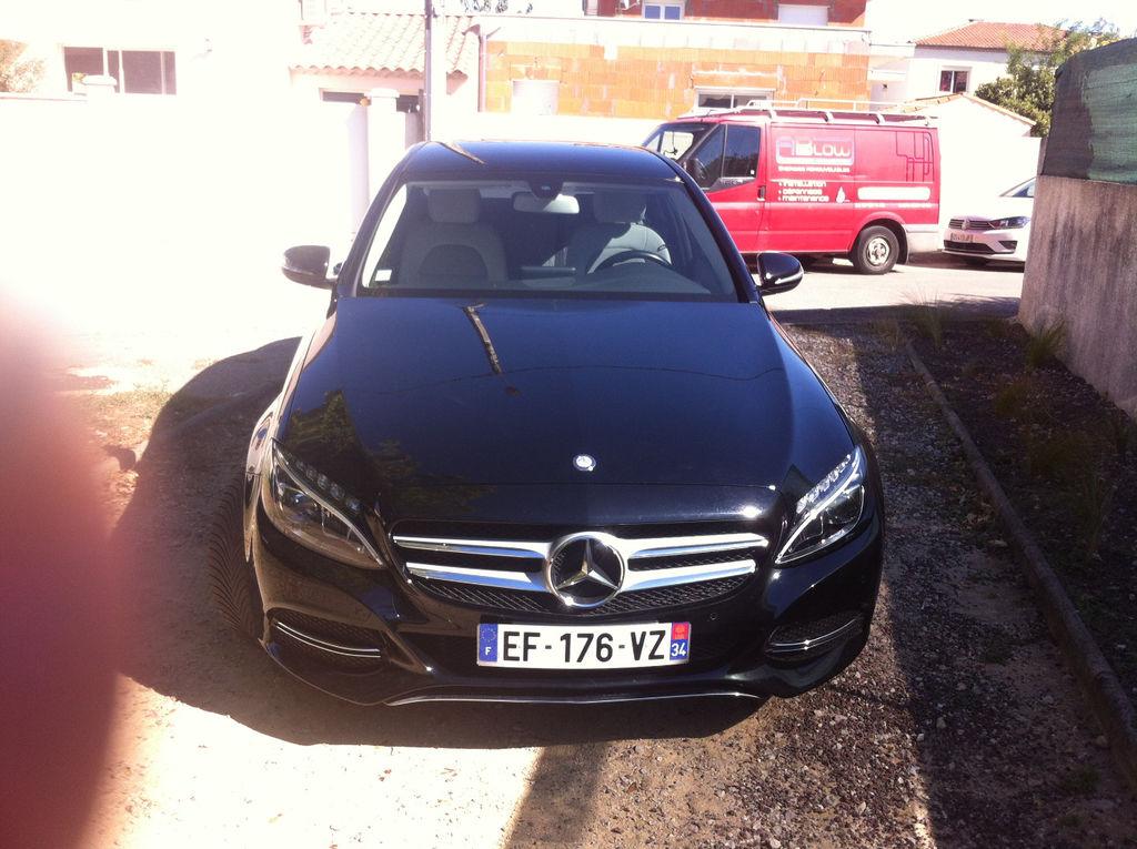 VTC Saint-Brès: Mercedes