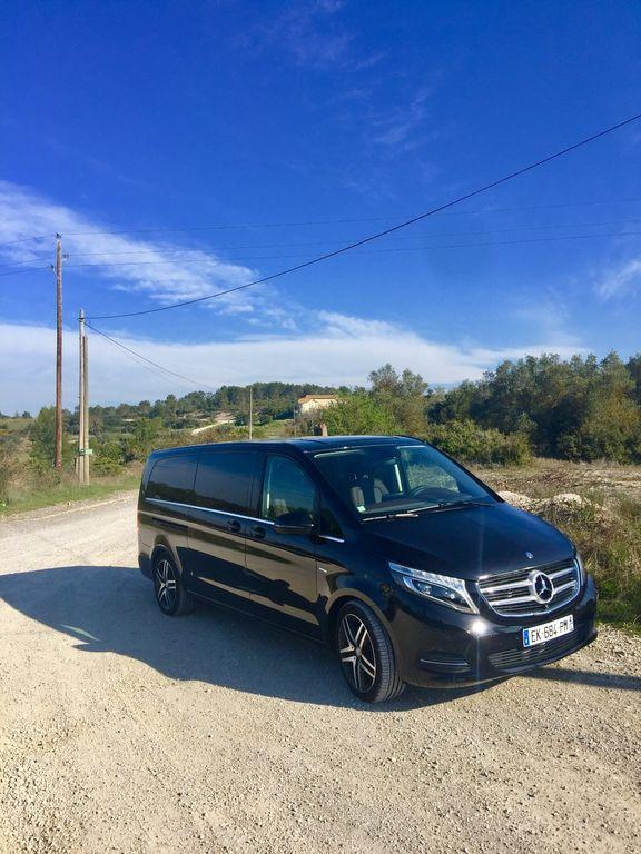 VTC Nîmes: Mercedes