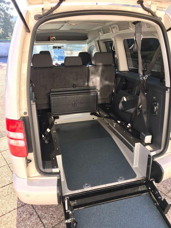 Taxi Commercy: Volkswagen