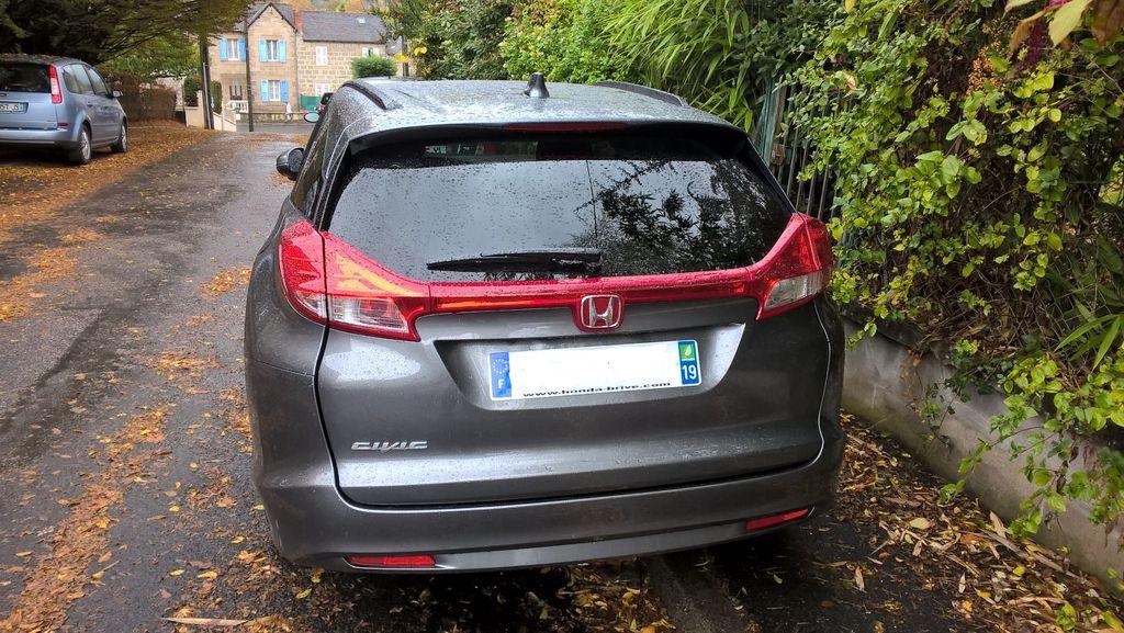 VTC Voutezac: Honda