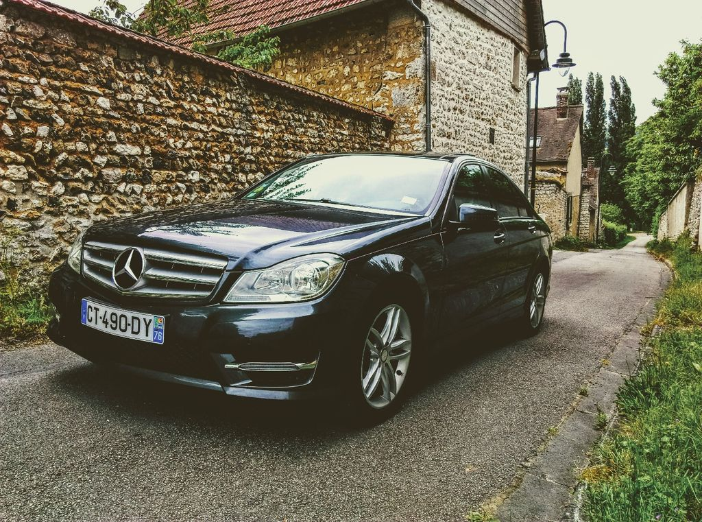 VTC Rouen: Mercedes