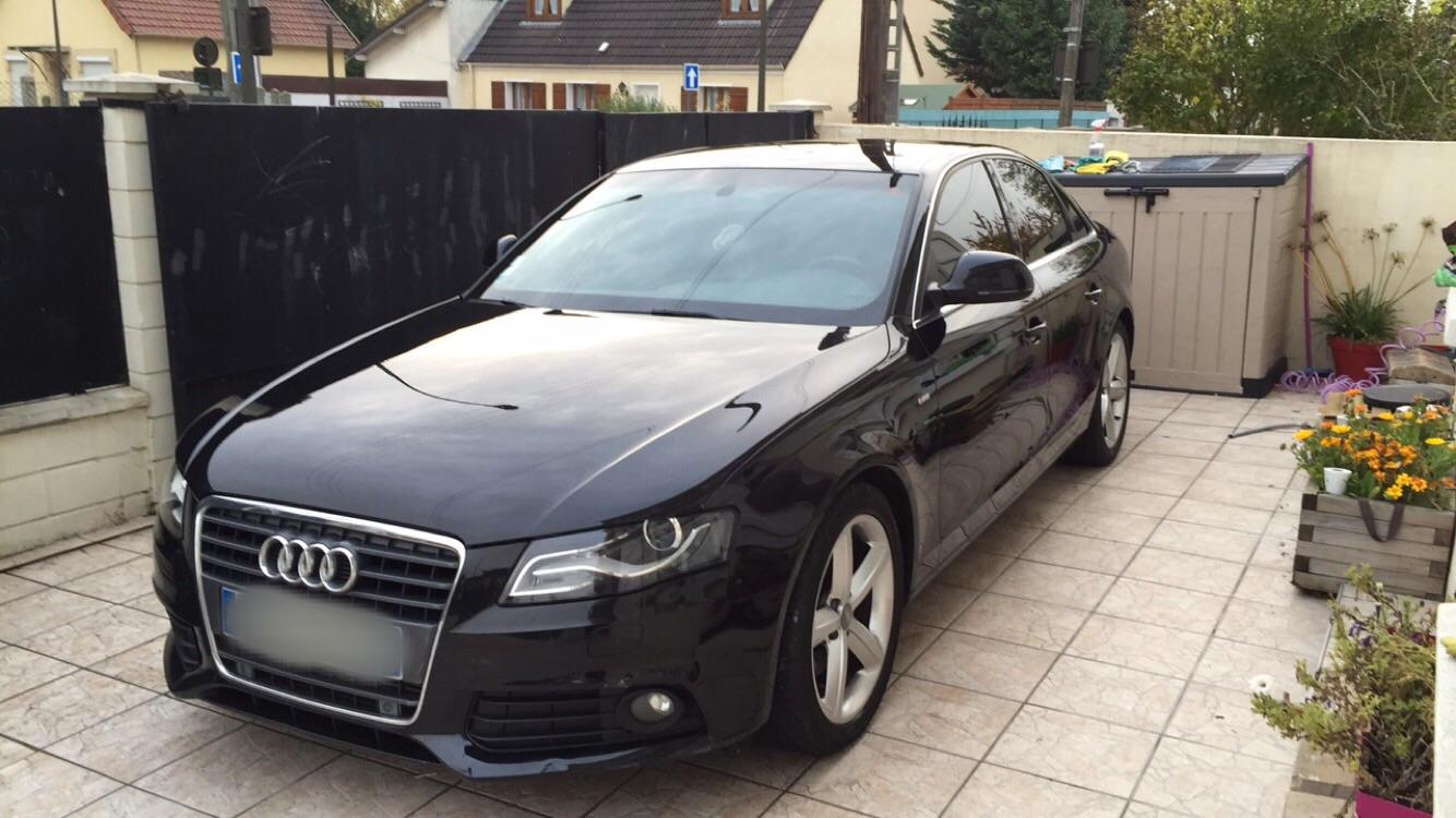 Taxi Nanterre: Audi