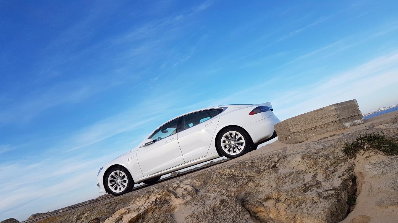 VTC Bordeaux: Tesla