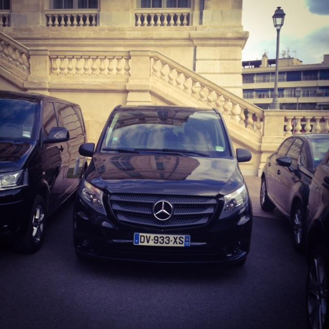 VTC Cabriès: Mercedes