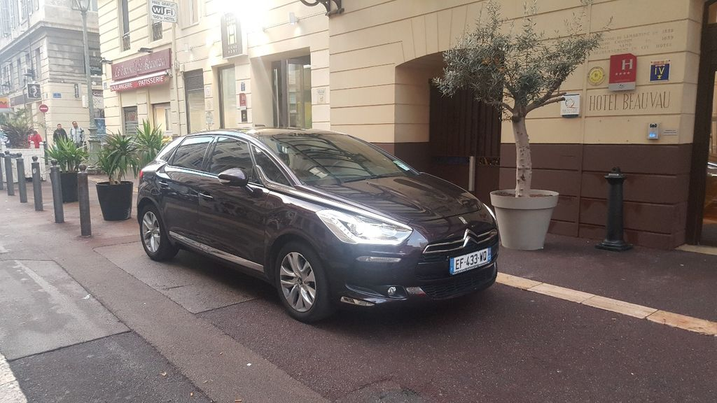 VTC Salon-de-Provence: Citroën