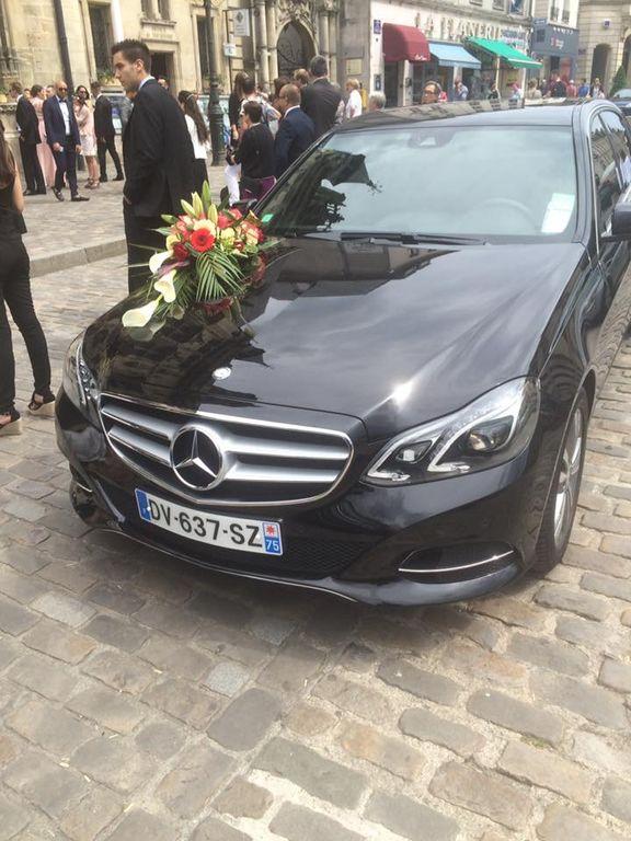 VTC Nanterre: Mercedes