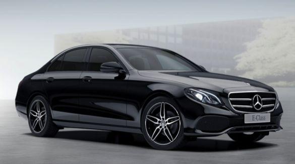 Taxi Rungis: Mercedes