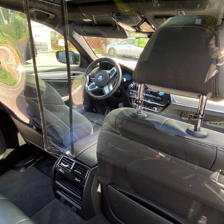Taxi Clichy: BMW