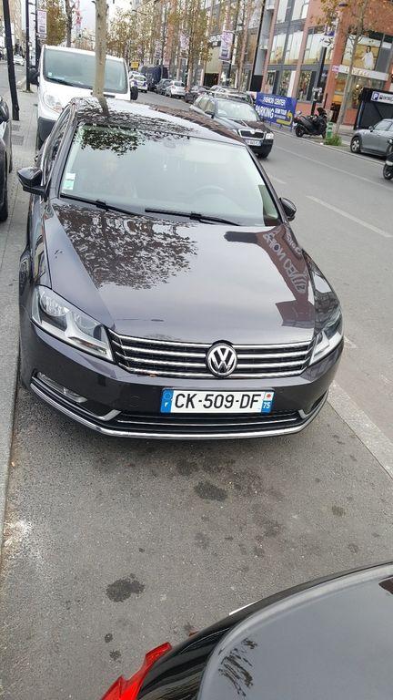 VTC Pont-Sainte-Maxence: Volkswagen