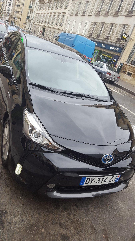 Taxi Versailles: Toyota