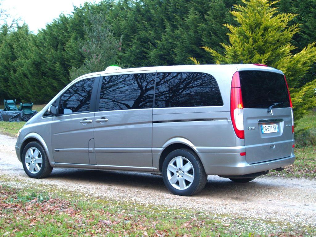 Taxi Neuvy: Mercedes