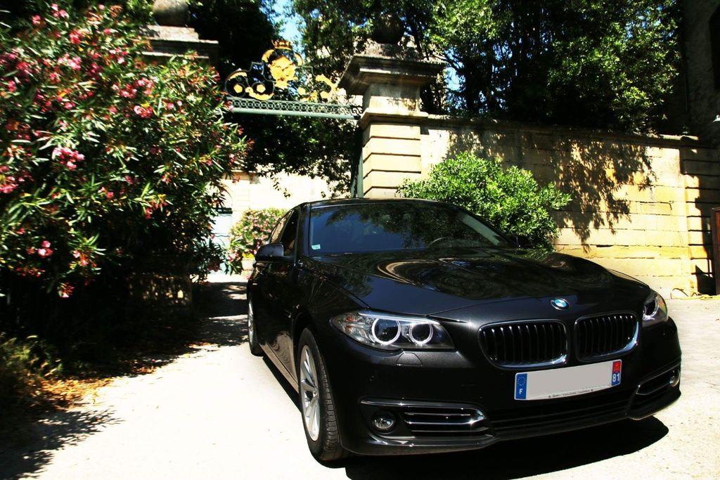 VTC Vabre: BMW