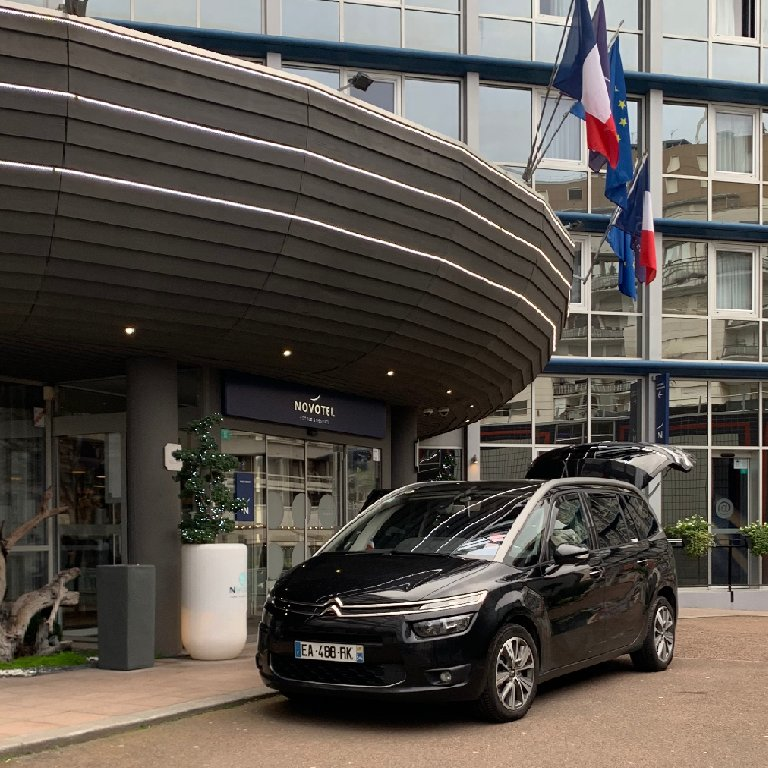 VTC Savigny-le-Temple: Citroën