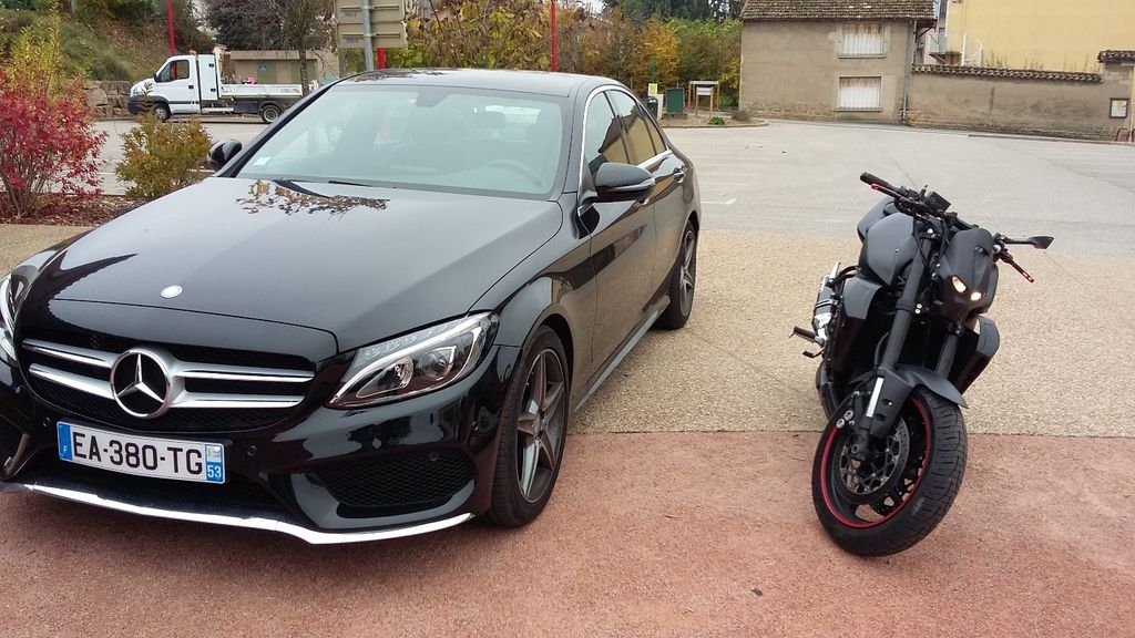 VTC Vénissieux: Mercedes