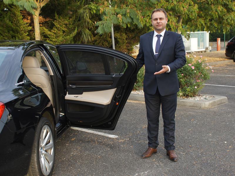 VTC Bordeaux: BMW