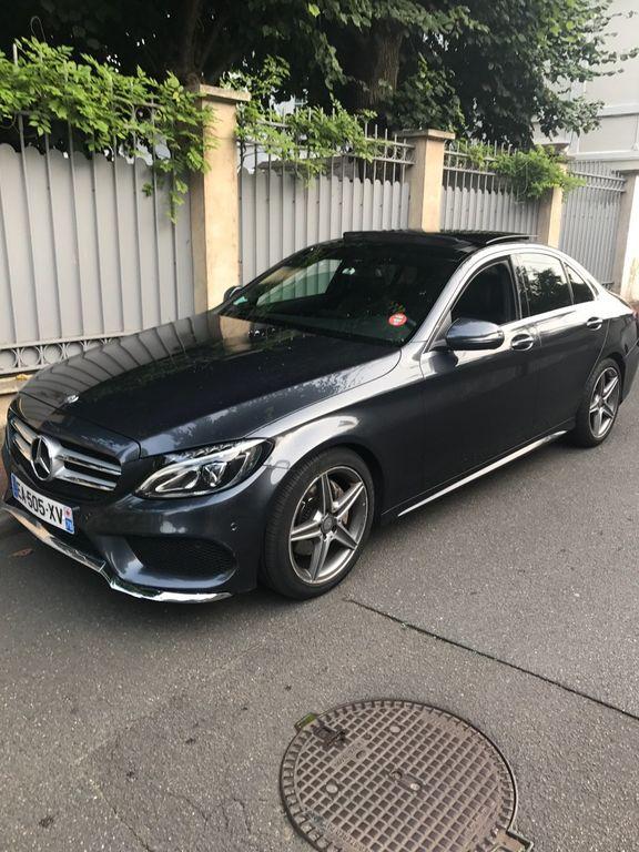 VTC Andrésy: Mercedes