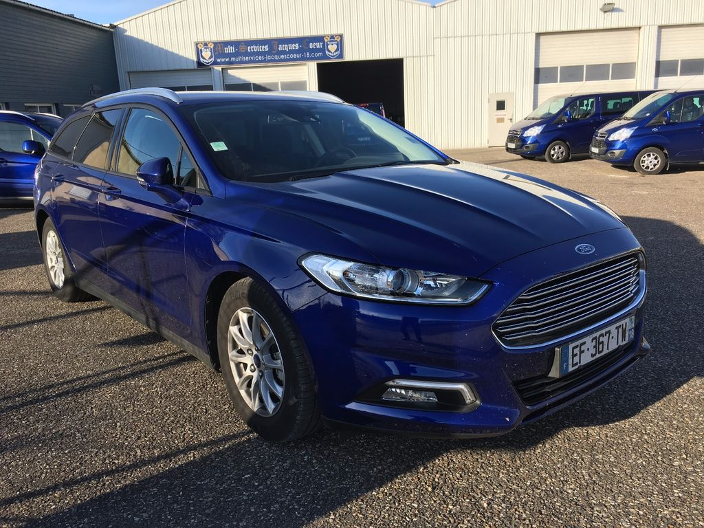 VTC Bourges: Ford