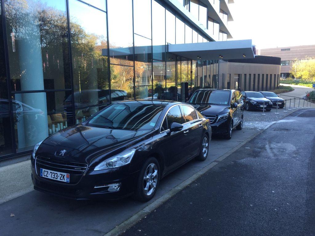 VTC Montarnaud: Peugeot