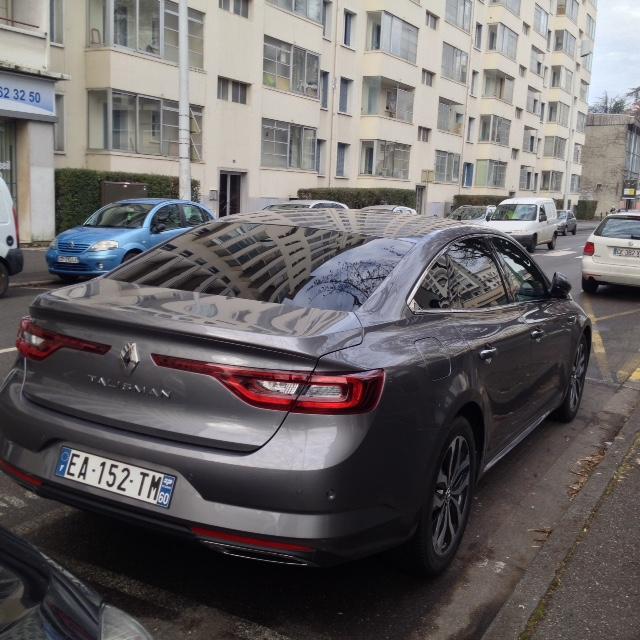 Taxi Chambéry: Renault