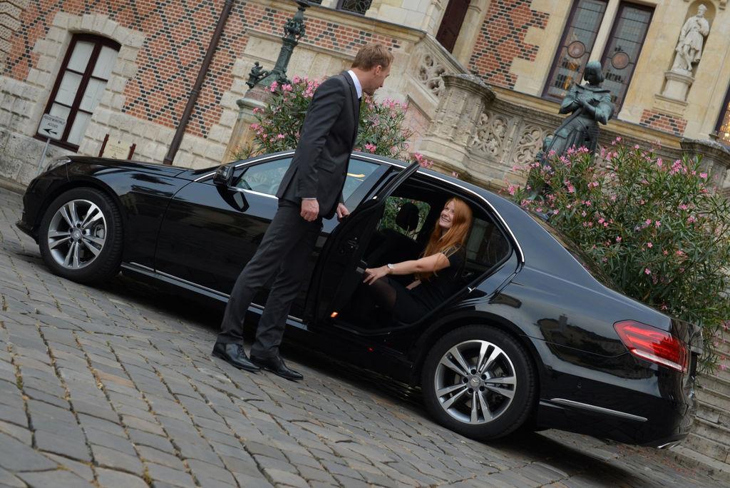 VTC Orléans: Mercedes