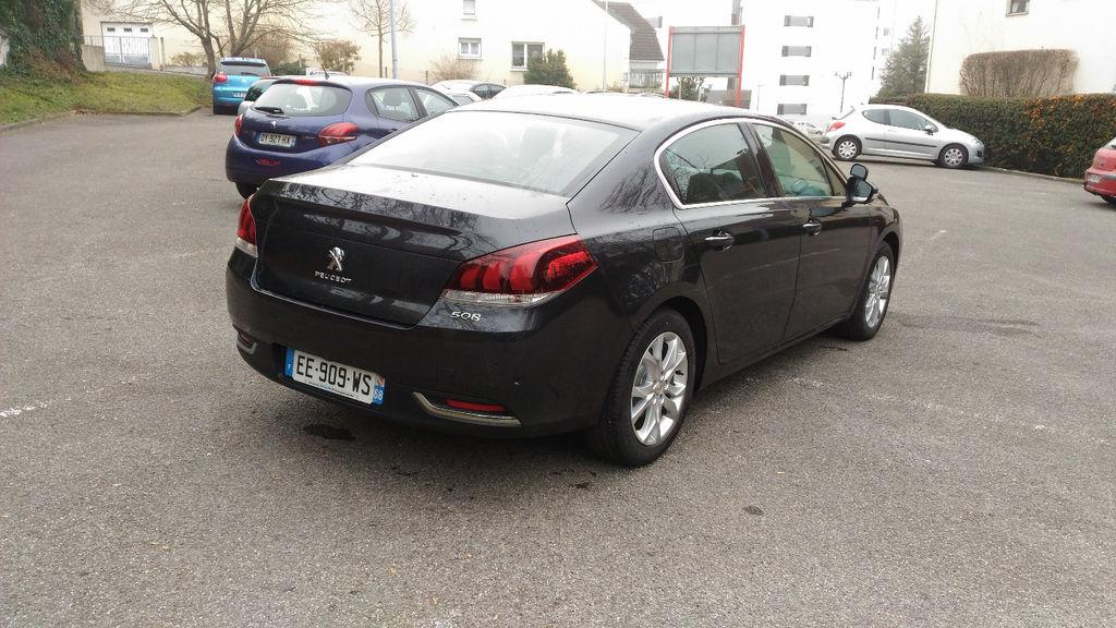 VTC Riedisheim: Peugeot