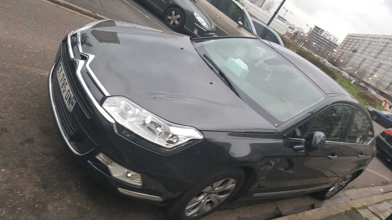 VTC Gennevilliers: Citroën