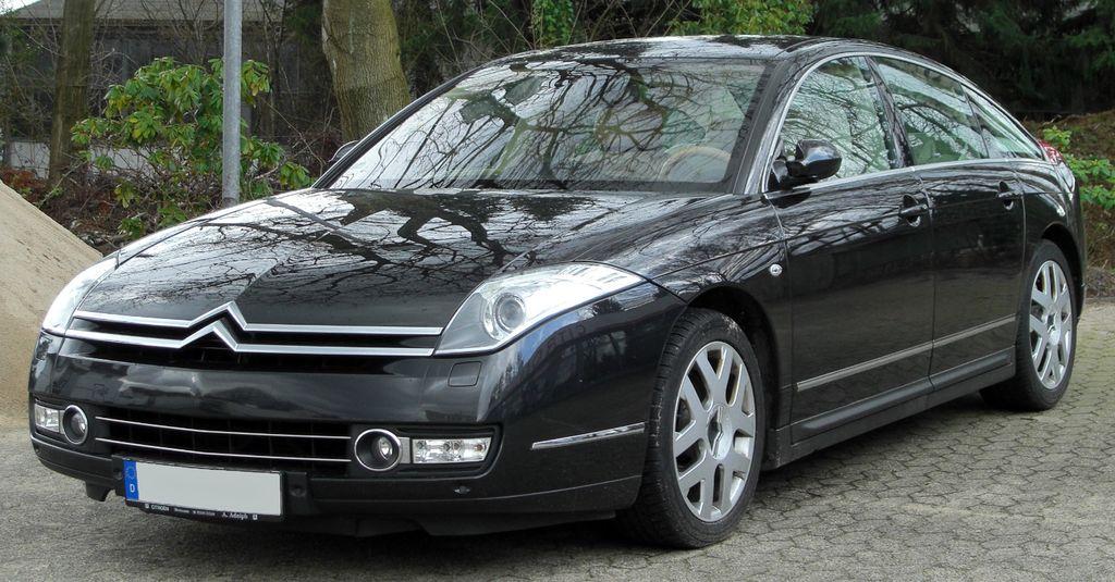 Taxi Paris: Citroën