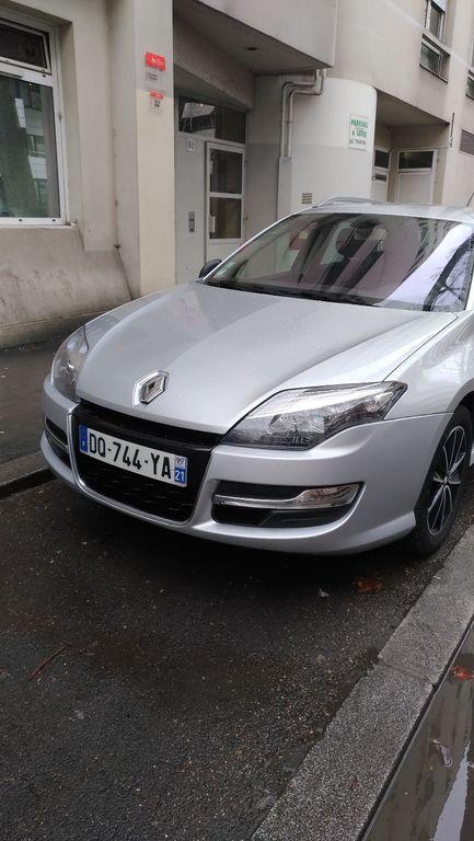 VTC Pessac: Renault
