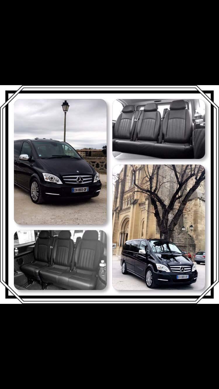 Taxi Saint-Rémy-de-Provence: Mercedes