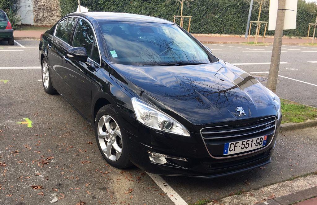 VTC Toulouse: Peugeot