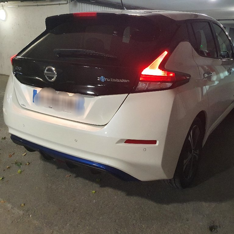VTC Villefontaine: Nissan