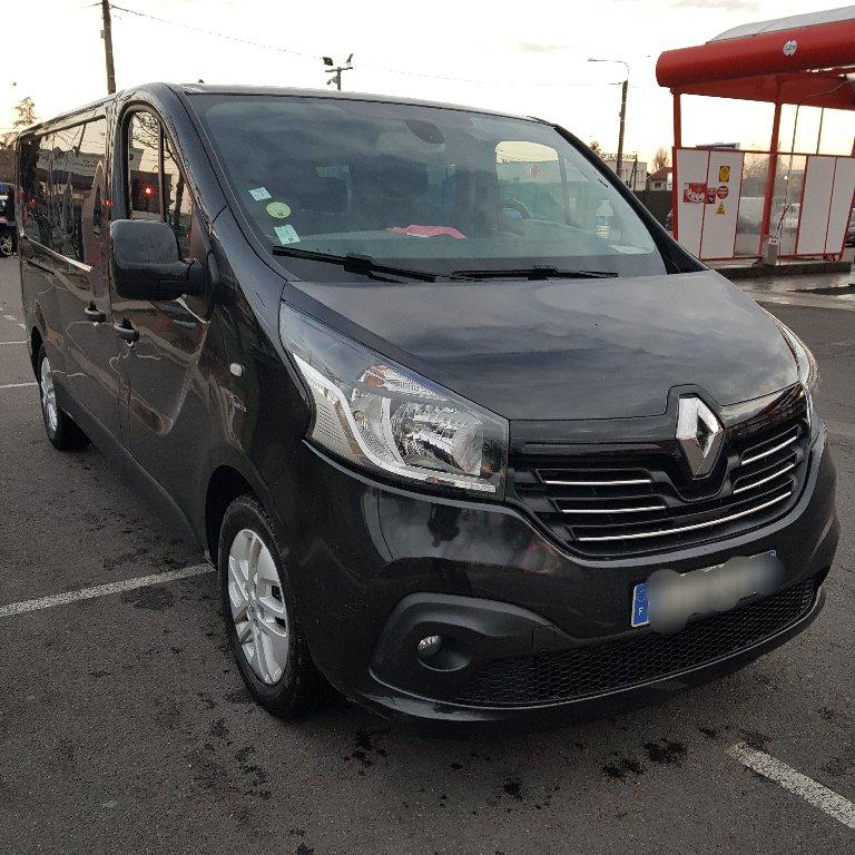 VTC Villefontaine: Renault