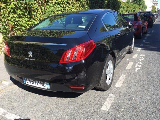 VTC Neuilly-sur-Seine: Peugeot