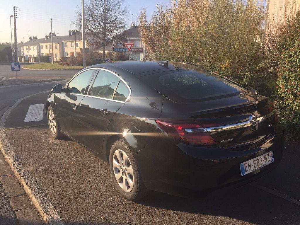 VTC Ingré: Opel