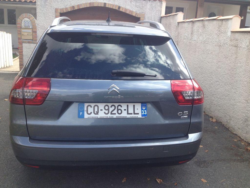 VTC Bassens: Citroën
