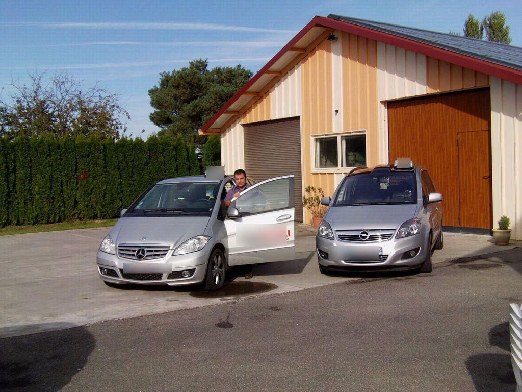 Taxi Dannemarie: Opel