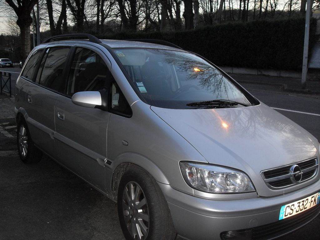 Taxi Luzarches: Opel