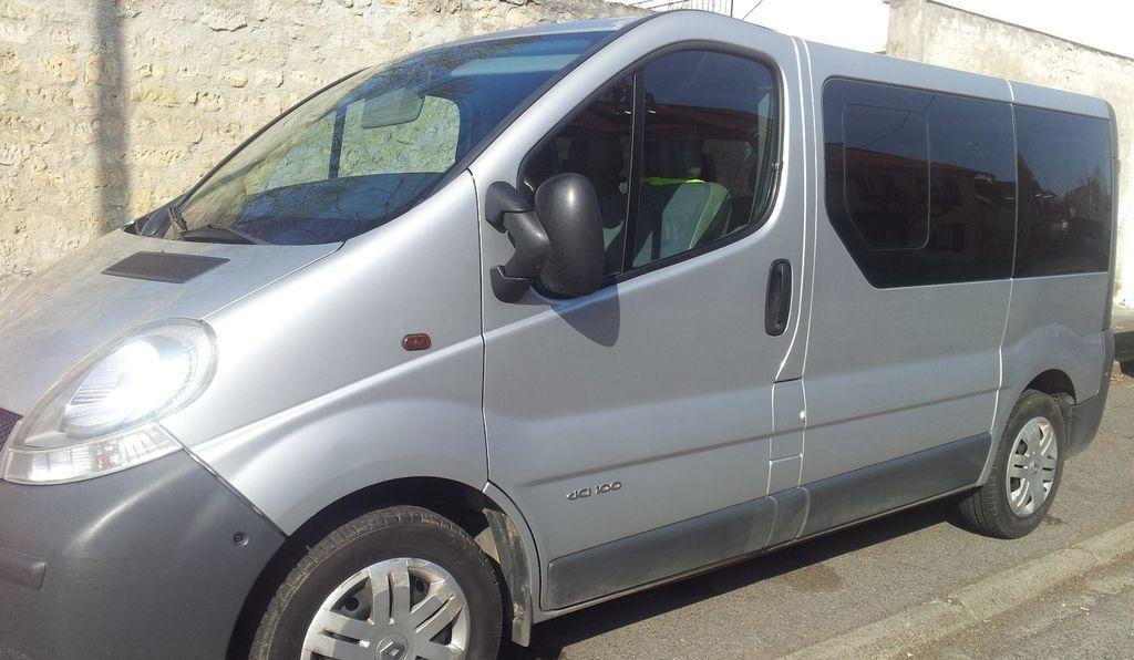 Taxi Luzarches: Renault