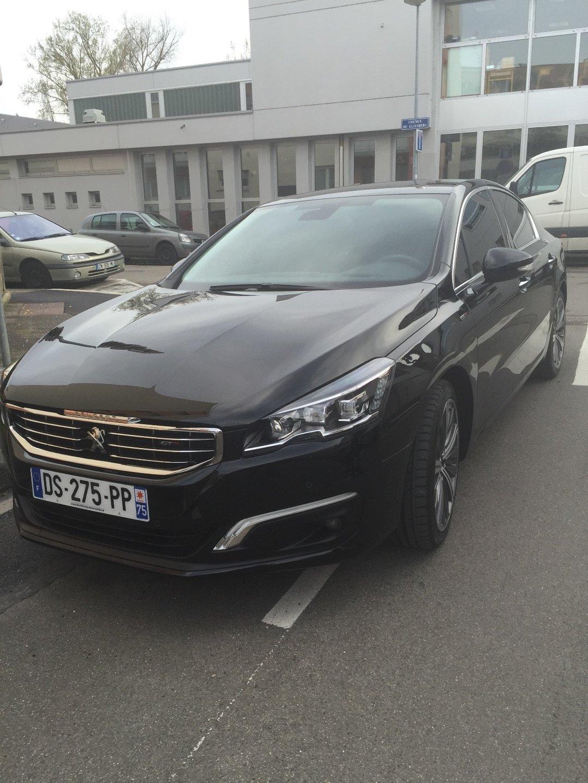 VTC Strasbourg: Peugeot