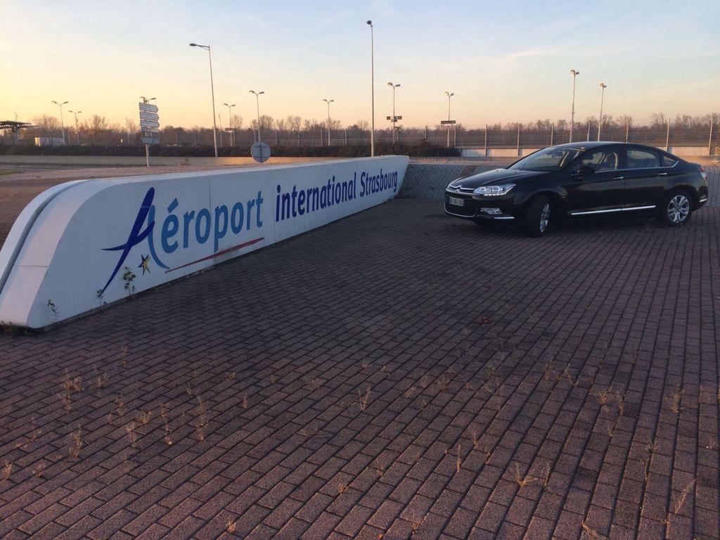 VTC Strasbourg: Citroën