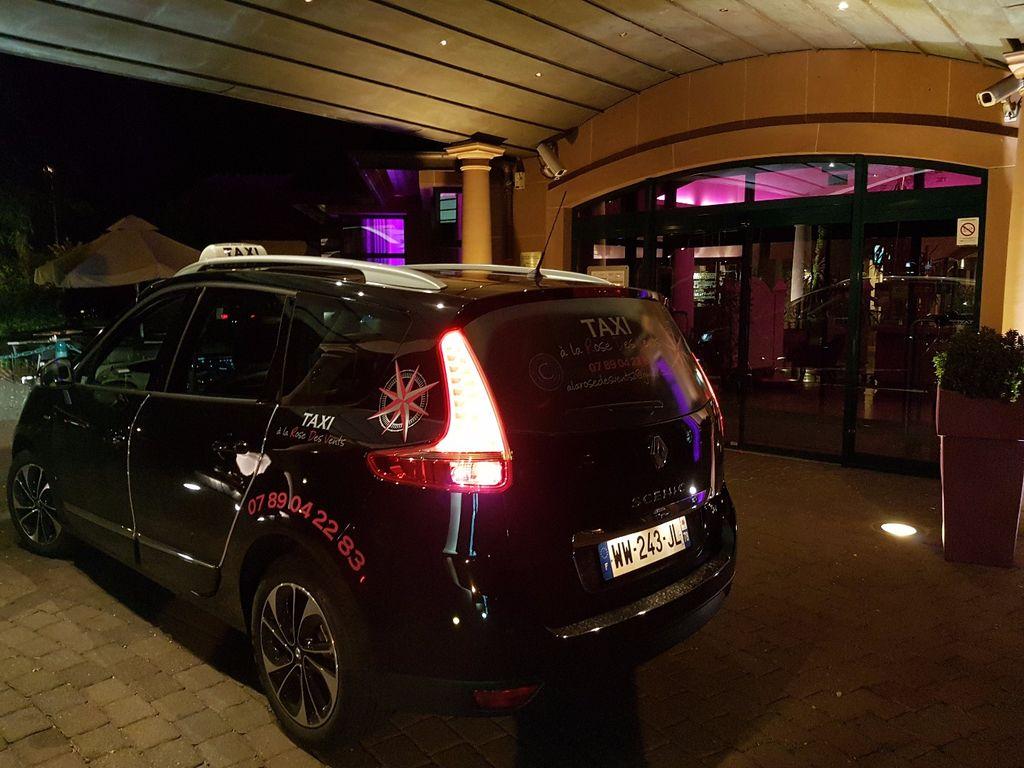 Taxi Colmar: Renault