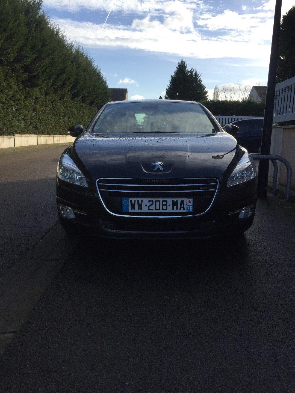 VTC Cergy: Peugeot